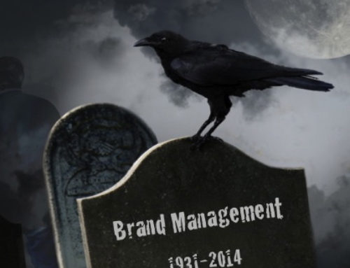 The Death of the Brand Manager