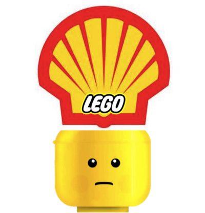 LEGO SHELL LOGO