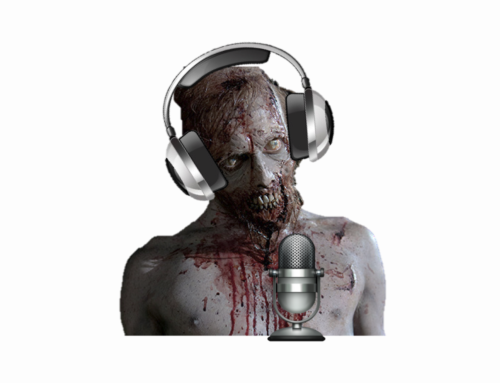 Back from the Dead:  PODCASTING!